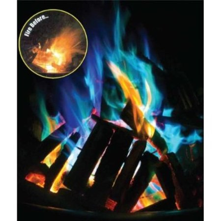 MYSTICAL FIRE - Adds Colorful flames to a Campfire - 24 Packs (Mystical Flame)