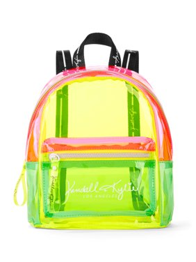 60cb0111789 Product Image Kendall + Kylie for Walmart Neon Mix Mini Backpack