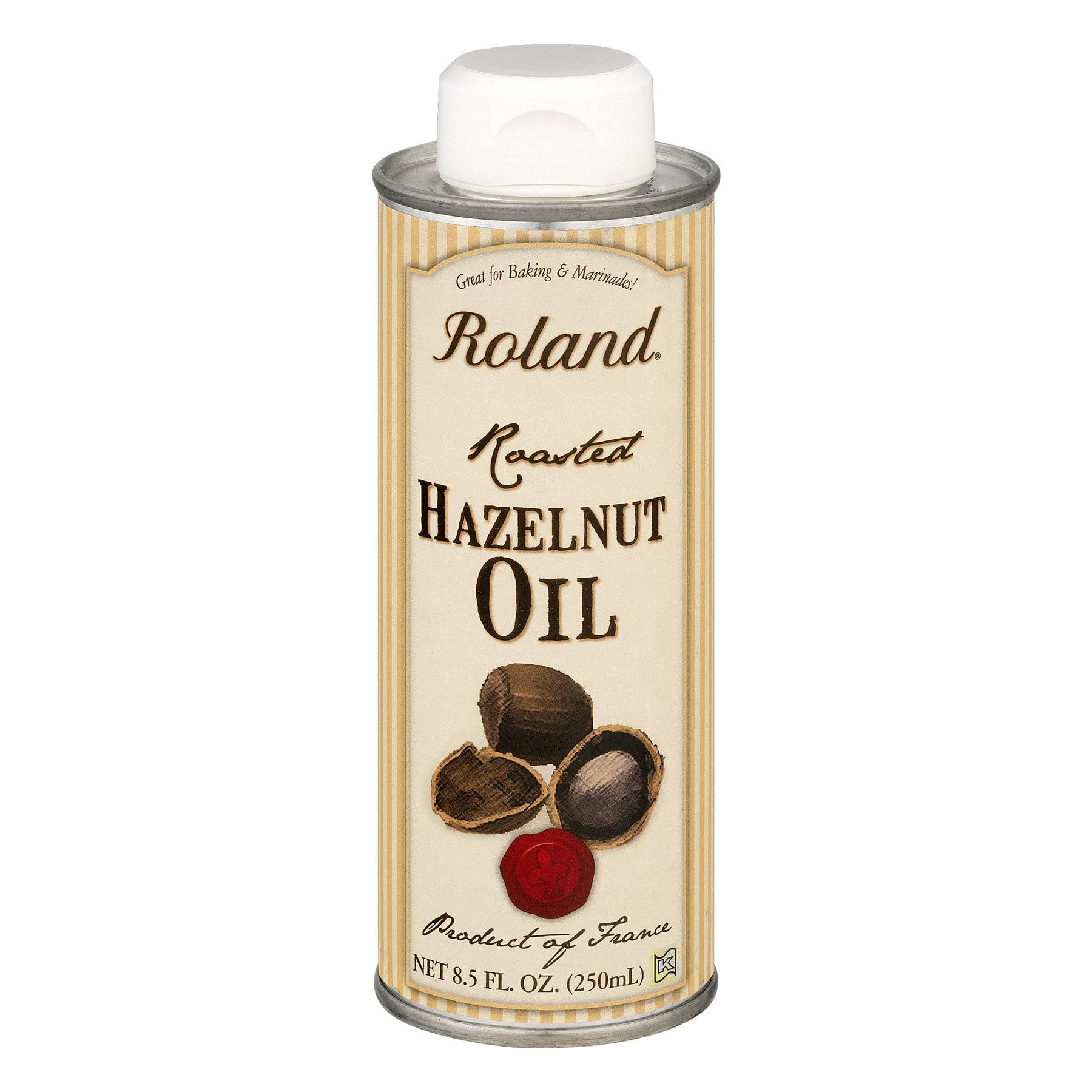 Roland Roasted Hazelnut Oil, 8.5 fl oz