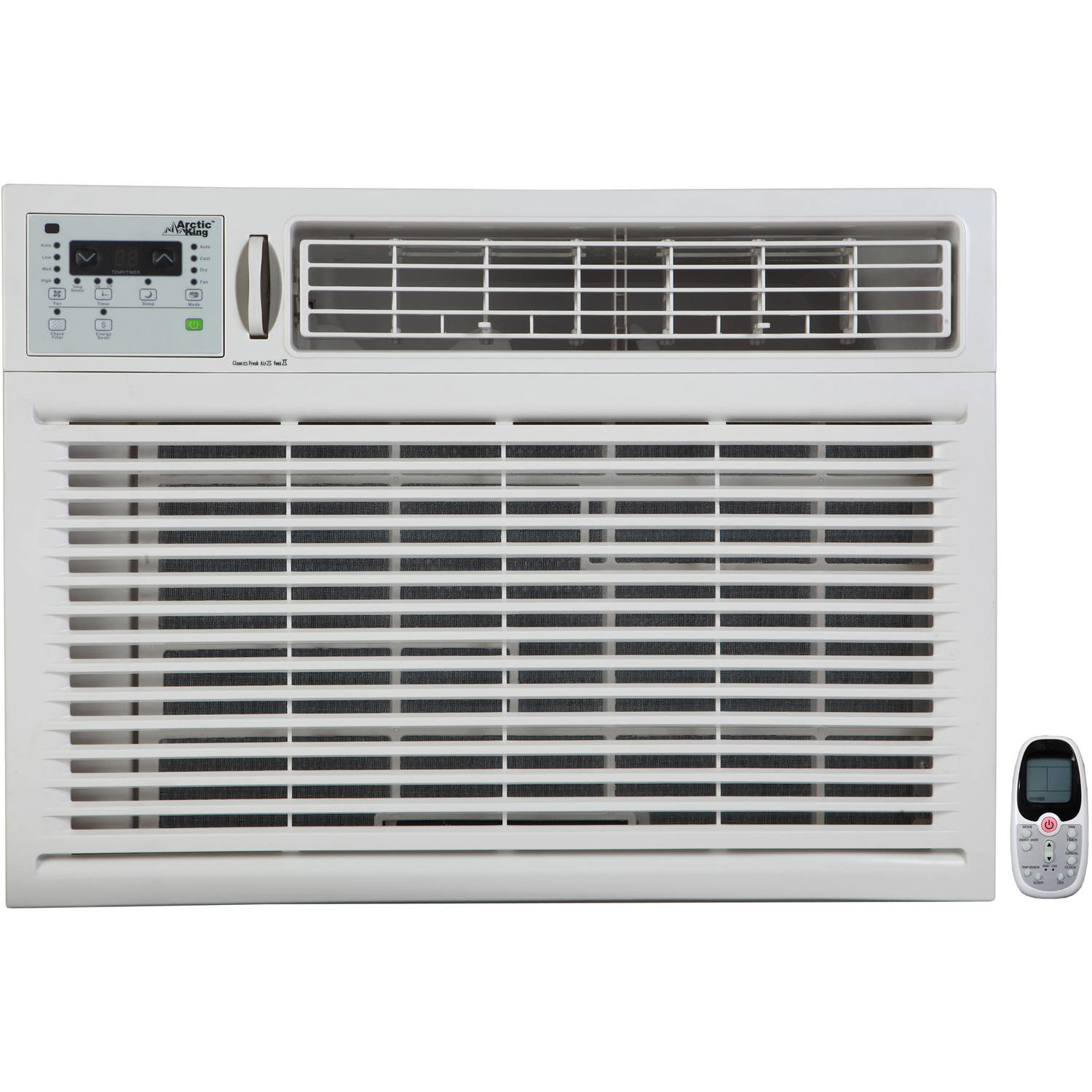 Arctic King 18,000 BTU 230V Window Air Conditioner with Remote Control, WWK18CR62N