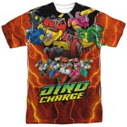 Power Rangers - Zord Power - Short Sleeve Shirt - Small