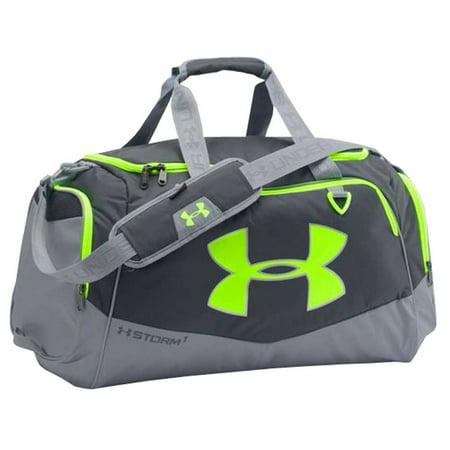 1d1c6ff8401 Under Armour Undeniable II Storm Medium Size Duffle Bag Equipment Bag  1263967 - Walmart.com