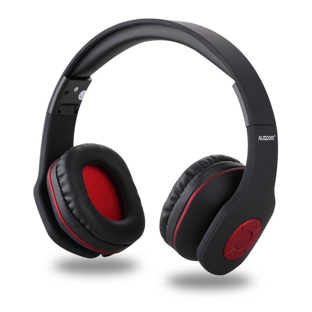 Ausdom AH862 Wireless Bluetooth Headphones Over Ear, Head...