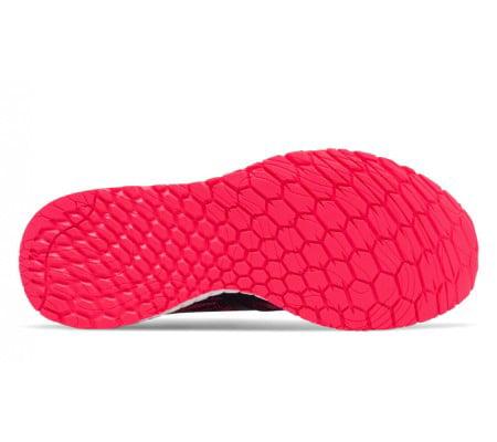 New Balance Women's Zantev3 Running Shoe, Dark Denim/Alpha Pink, 9 B US