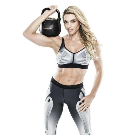 Bionic Body 30 lb. Soft Kettlebell