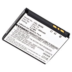 Replacement for SONY ERICSSON W580I replacement battery