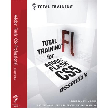 Total Training   Adobe Flash Cs5 Professional  Essentials Tflash Cs5