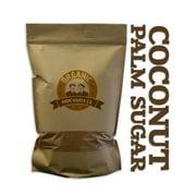 Organic Coconut Palm Sugar - 4lb Bag - Kosher, NON GMO, Gluten Free