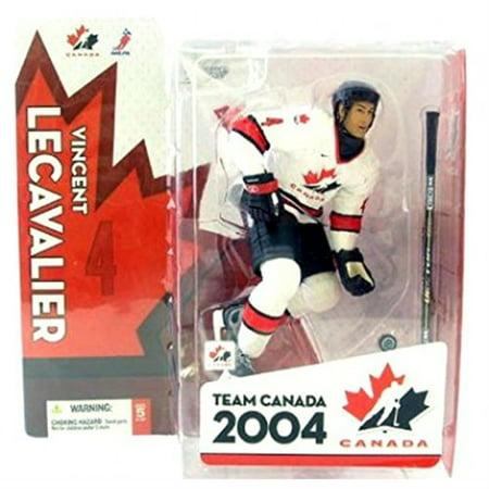 mcfarlane toys nhl sports picks team canada action figure vincent lecavalier ()