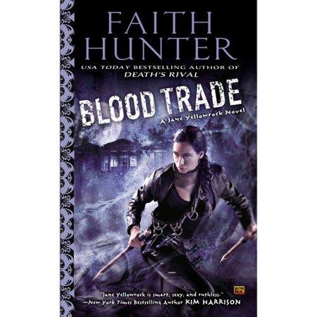 Blood Trade: A Jane Yellowrock Novel by