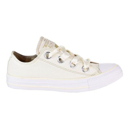 b0a8979eefb735 Converse Chuck Taylor All Star Big Eyelets Ox Women s Shoes Egret White  559919c ...