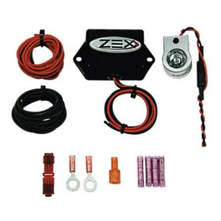 Zex Nitrous Oxide Systems 82370R Machine Gun Nitrous Purge Kit