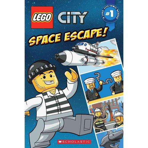 Lego City 1: Space Escape!