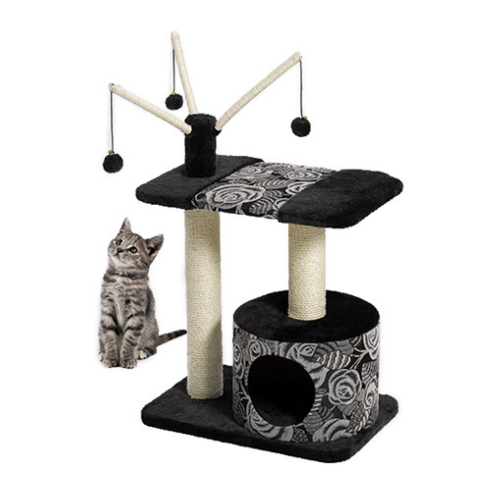 Midwest Cat Furniture in Carnival style