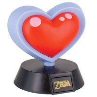 The Legend Of Zelda Heart Container 3D Icon Light