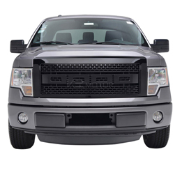 Spec D Tuning 2009 2014 Ford F150 Black Abs Luxury Raptor Style