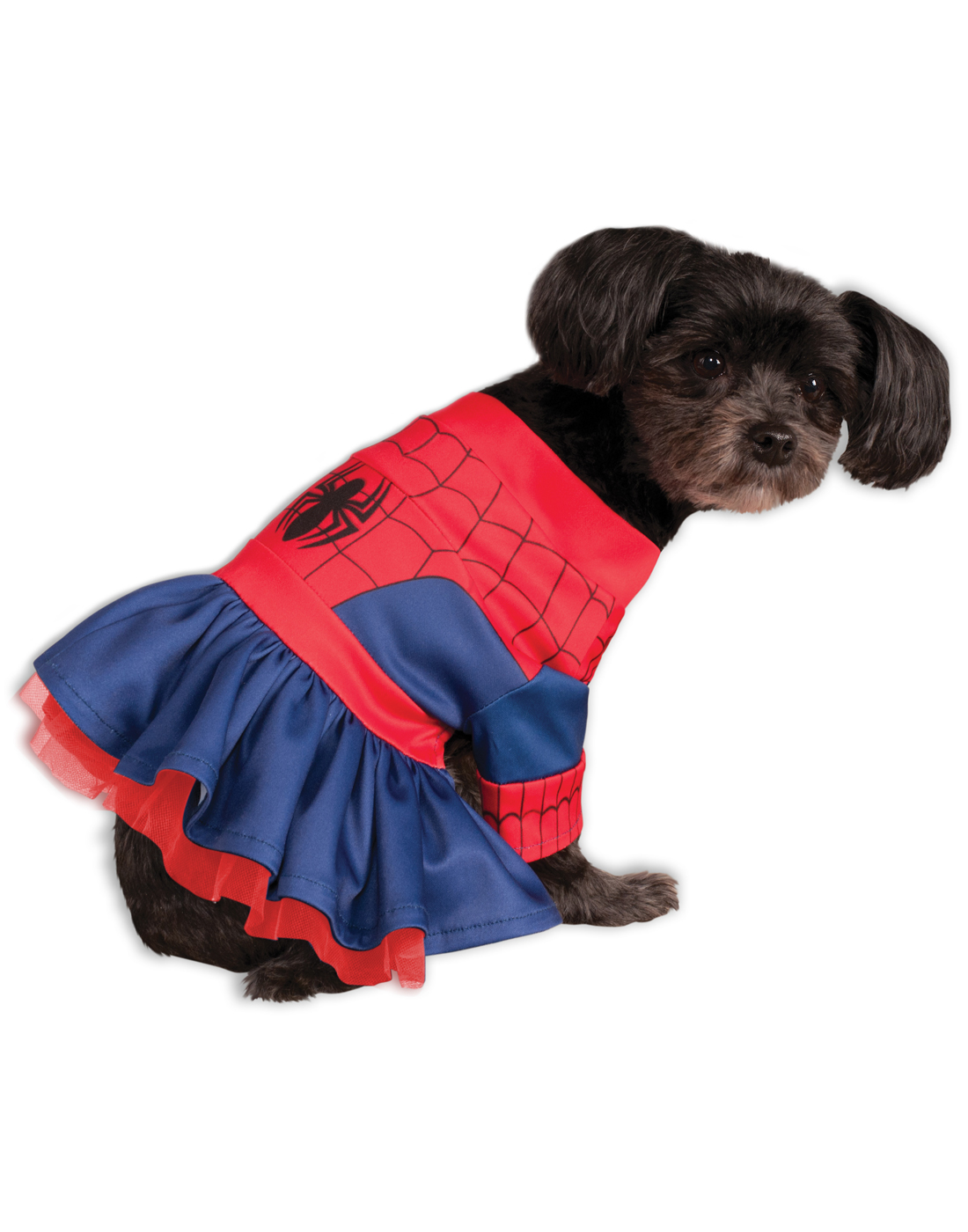 Wonder Woman Dog Fancy Dress DC Superhero Puppy Pet Halloween Costume Outfit