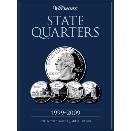 State Quarters 1999-2009 : Collector's State Quarter Folder