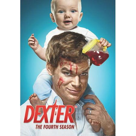 Dexter: The Fourth Season (DVD) ()