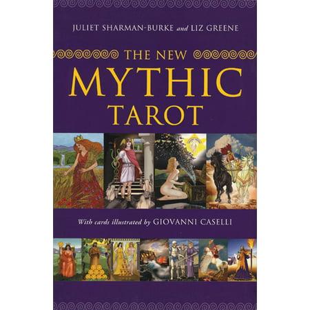 The New Mythic Tarot - The Halloween Tarot Book