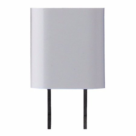 OEM Apple 5W USB Wall Charger Power Adapter for iPhone X 8 7 6 SE 5 A1265 A1385 ()