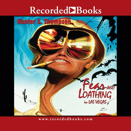 Fear and Loathing in Las Vegas (Audiobook)