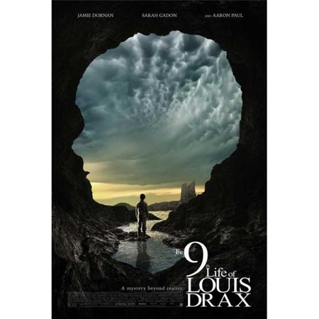 Pop Culture Graphics MOVEB34155 The 9th Life of Louis Drax Movie Poster, 27 x (The 9th Life Of Louis Drax Spoiler)