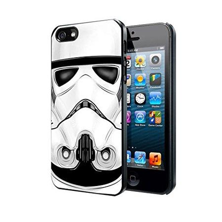 Ganma Star Wars Darth Vader Storm Trooper Han Solo Yoda R2D2 Jedi New  design Case For iPhone 5 / 5S / SE