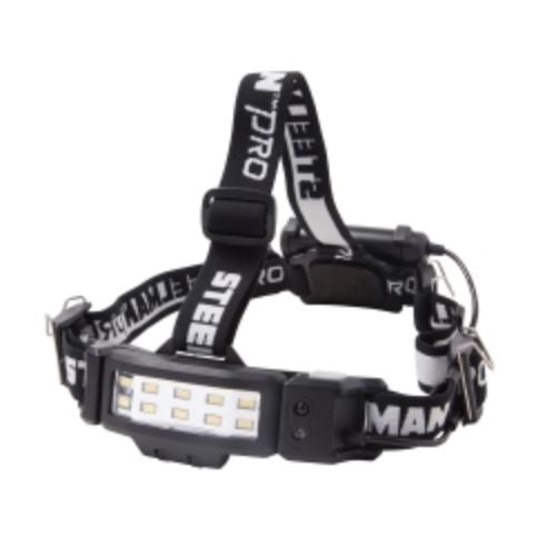 J S Products 79052 3aa Slim Headlamp