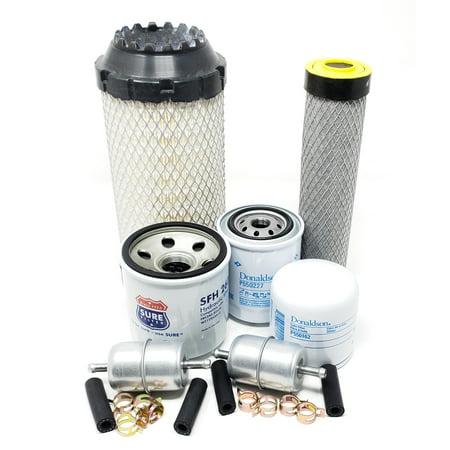 Kubota ZD326 Zero Turn Mower Filter Maintenance Filter Kit