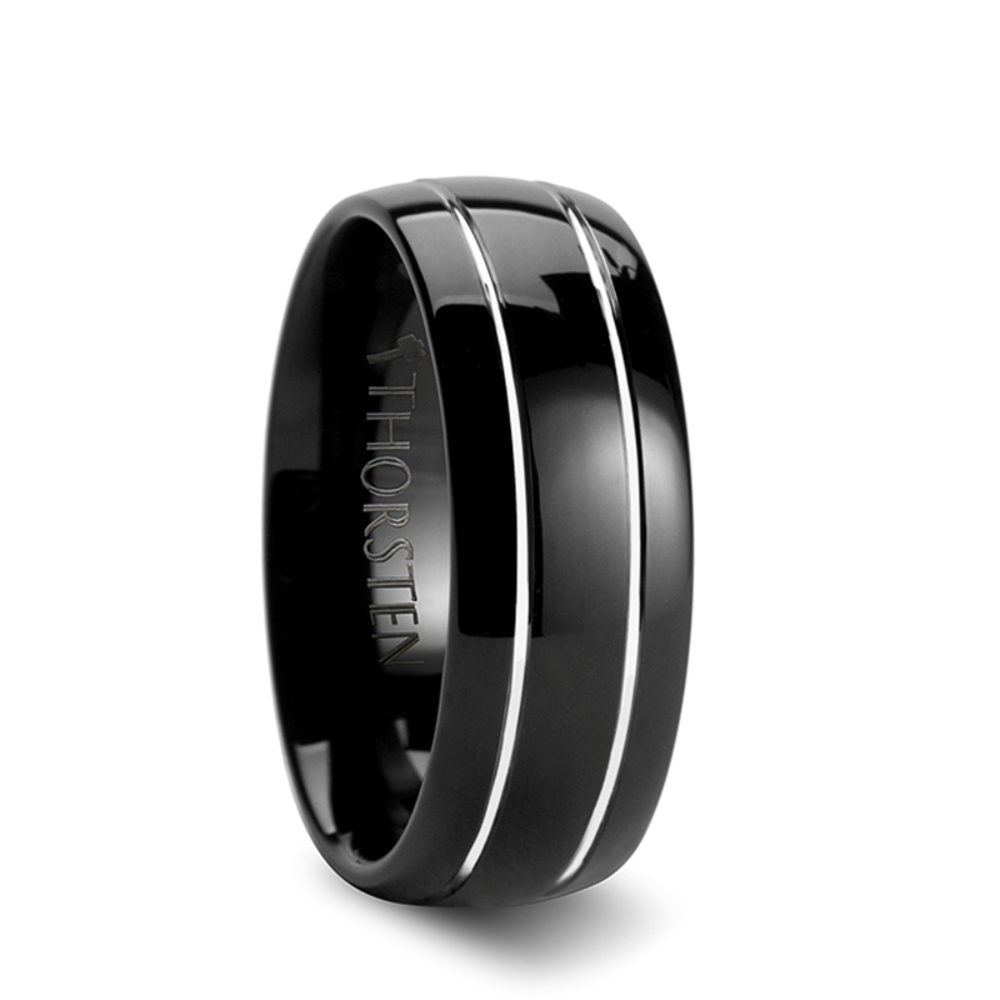 Details about  /Cobalt Polished 6mm Band S:10.5