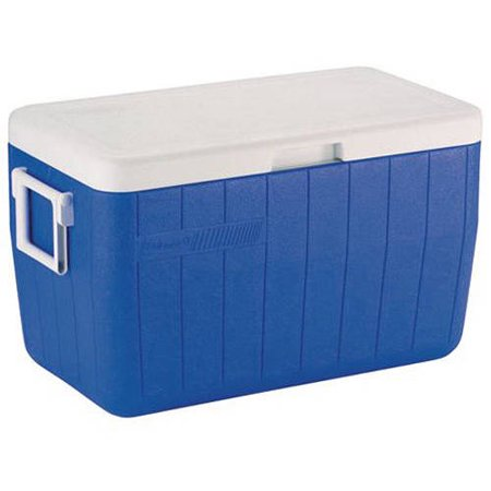 Coleman 48-Quart Performance 3-Day Heavy-Duty Cooler - Blue