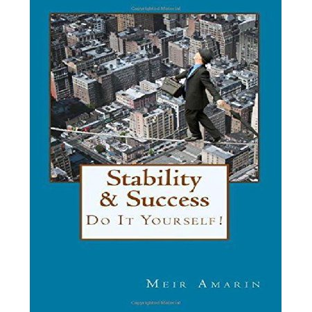 Stability   Success  Do It Yourself   Seize The Moment And Take Advantage Of The Limitless Opportunities Linked With Finding The Route To Y