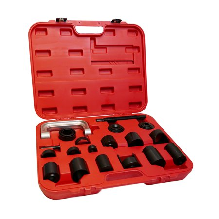 ABN Ball Joint Remover Puller and Installer with Adapters 21-Piece Tool Kit
