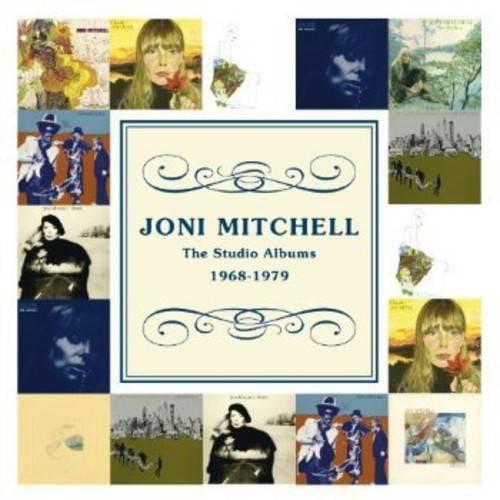 Joni Mitchell - Studio Albums 1968-79 [CD]