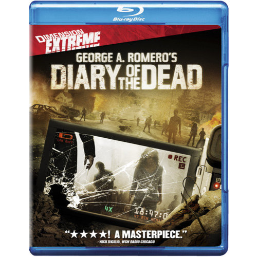 George A. Romero's Diary Of The Dead (Blu-ray) (Widescreen)
