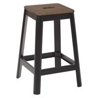 "Hammond 26"" Metal Bar Stool by Office Star Products"