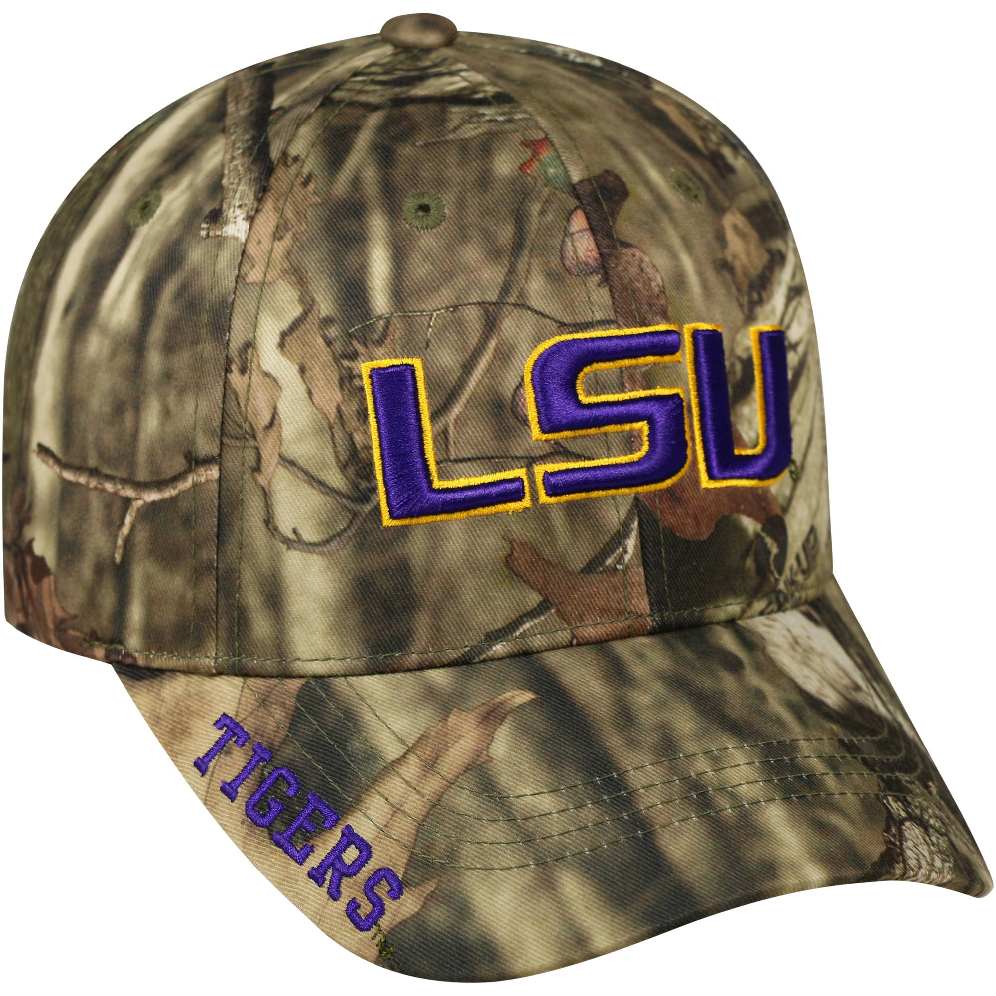NCAA Men's LSU Tigers Mossy Cap