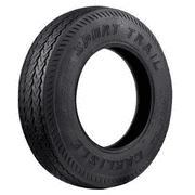 Carlisle USA Trail Bias Trailer Tire - 4.80-8 LRB/4ply