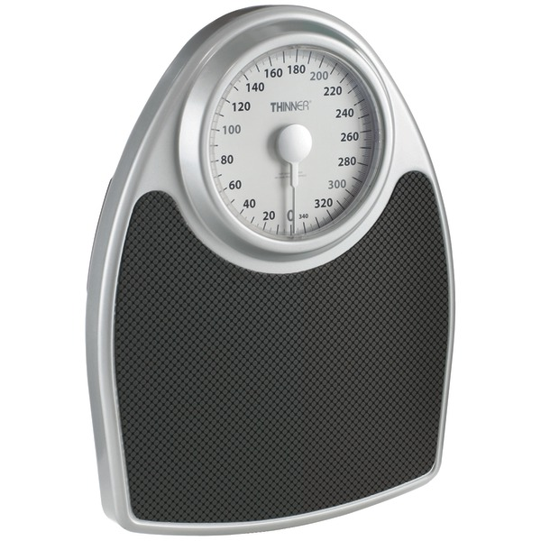 CONAIR TH100S Extra-Large Dial Analog Precision Scale
