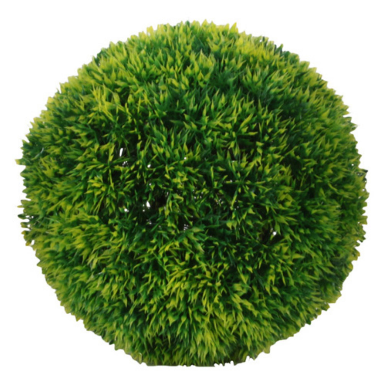 Urban Trends Collection: Polyurethane Topiary, Natural Finish, Green