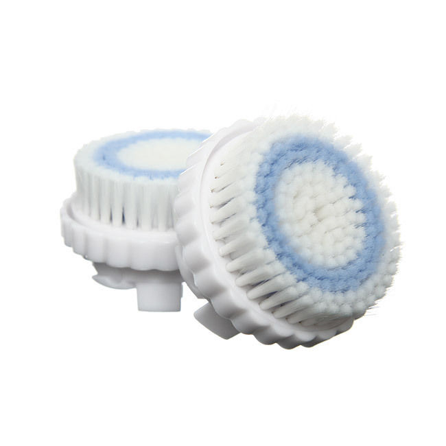 Nutrasonic Nutra Sonic Normal Skin Replacement Brush Heads (Pack of 2)