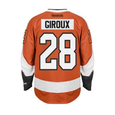 huge selection of e746e 8e4ab Claude Giroux Philadelphia Flyers Reebok Premier Replica ...