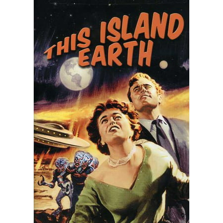 This Island Earth (DVD) 3 Light Tiffany Island