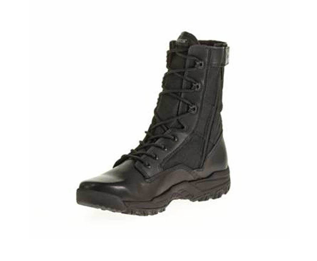 d95e9398038 Bates - Bates 5161 Mens Zero Mass 8-Inch Size Zip Boot 10D (M) US ...