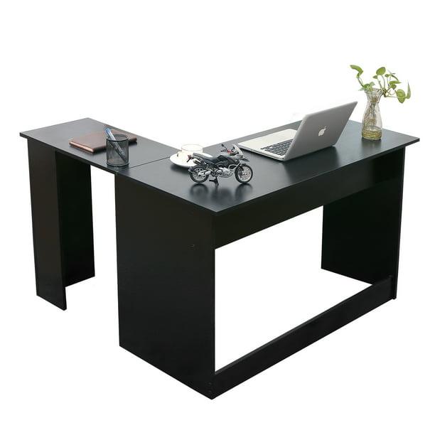 Ivinta Corner Desk Modern L Shaped, L Shaped Desk For Small Office