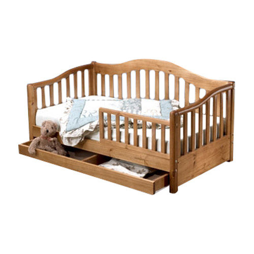 Sorelle Grande Convertible Toddler Bed with Storage