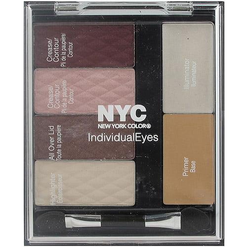 NYC New York Color Individual Eyes Midtown Mauves Eye Shadow