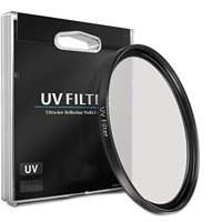 55mm UV Ultra Violet Protection Filter for Sony 50mm f/2.8 Macro Lens