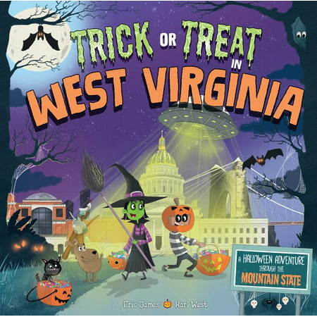 Halloween North West Attractions (Trick or Treat in West Virginia: A Halloween Adventure Through the Mountain)